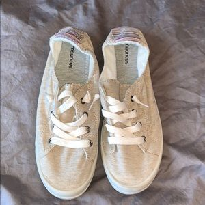 Maurices slip on sneakers